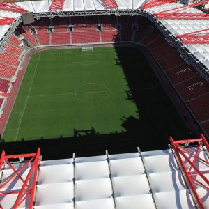 Mineral Trade LTD | Building Material Trade | Karaiskakis Stadium - Olympiakos
