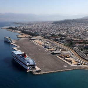 Mineral Trade LTD | Building Material Trade - New Port of Patras
