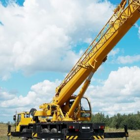 Mineral Trade LTD | Οικοδομικά Υλικά - Lifting Equipment Cranes