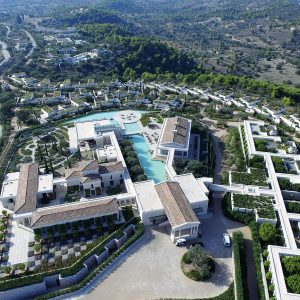 Mineral Trade LTD | Building Material Trade - Amanzoe Luxury Hotel